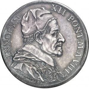Vatican, Innocent XII (1691-1700). Piastre MDCIC (1699) - An VIII, Rome.