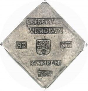 Siège de Kampen (1578). 42 stuivers 1578, Kampen.