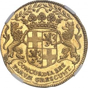 République des Sept Provinces-Unies des Pays-Bas (1581-1795), Utrecht. 30 stuivers Or ou 6 ducats 1685, Utrecht.