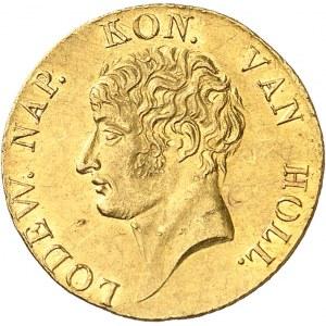 Hollande (royaume de), Louis Napoléon (1806-1810). Ducat 1809, Utrecht.