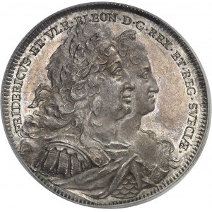 Frédéric Ier (1720-1751). Riksdaler 1731 GZ, Stockholm.