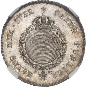 Adolphe-Frédéric (1751-1771). 1/2 riksdaler 1752 HM, Stockholm.
