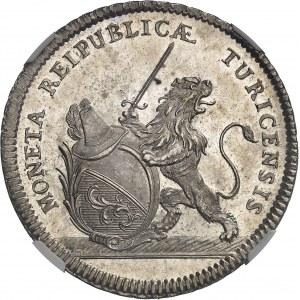 Zurich (canton de). Thaler 1779.