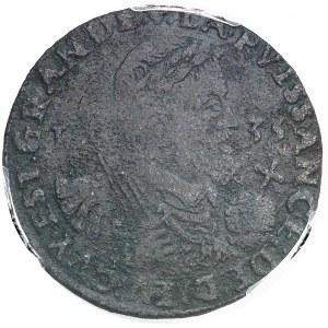 Charles Quint (1516-1554). Jeton pour la prise de Tunis 1535, Bruges.