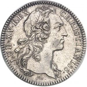 """Amérique-Canada (colonies françaises), Louis XV (1715-1774). Jeton """"SEDEM NON ANIMUM MUTANT"""" par F. Marteau 1756, Paris."""