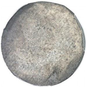 Castorland (1792-1800). Cliché d'avers du jeton d'un 1/2 dollar 1796, Paris.