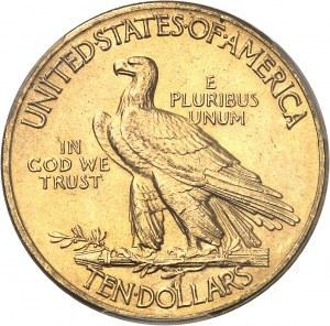 République fédérale des États-Unis d'Amérique (1776-à nos jours). 10 dollars Indien 1932, Philadelphie.