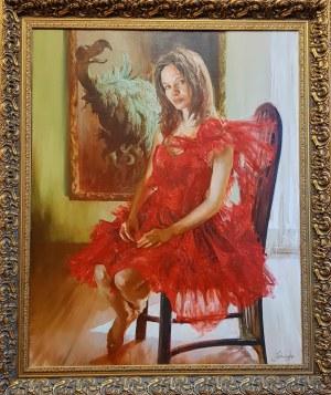 Piotr Naliwajko, Dziewczyna w czerwonej sukience