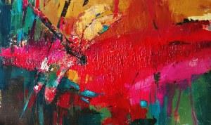 Grażyna Mucha, Ważka (czerwona)