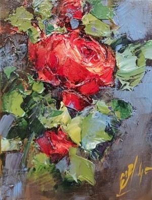 Grażyna Mucha, Czerwona róża