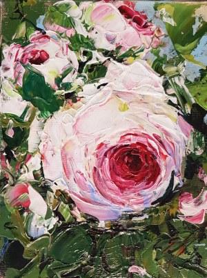 Grażyna Mucha, Biała róża