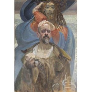 Jacek MALCZEWSKI (1854-1929), Proroctwo Ezechiela, 1914