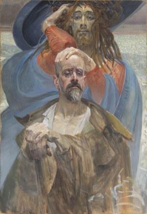 Jacek MALCZEWSKI (1854-1929) - Proroctwo Ezechiela, 1914