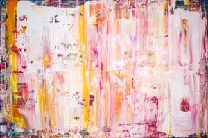 Dominik SMOLIK ur. 1982, Titanium white layers, 2021