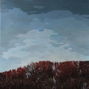 Olena HORHOL ur. 1994, Rubescent, 2017
