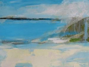Kinga WNUK-MOSKALSKA ur. 1975, Wrześniowy dzień. Jezioro Dominickie