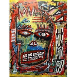 Kamil Jakuza JACZYŃSKI ur. 1981, Modern human