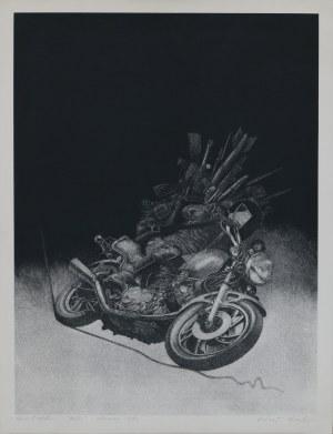 Andrzej Kenda, Rider