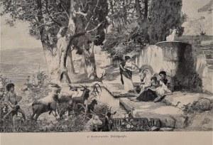Henryk Siemiradzki, Brak tytułu, 1897 r.