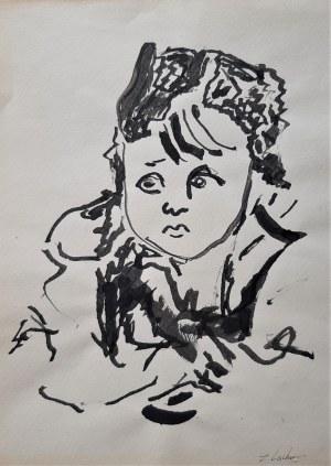 Zdzisław Lachur, Portret dziecka