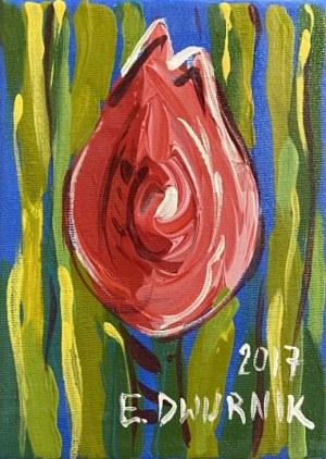 Edward Dwurnik, Tulipan 2017