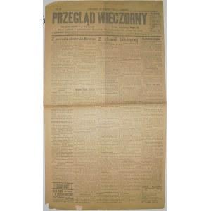 Przegląd Wieczorny- Problemy, Bieda, 19.08.1915