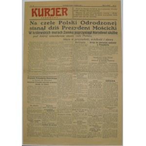 Kur. Czer.-Mościcki Obejmuje Urząd Prezydenta, 4.06.1926