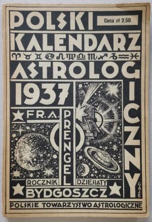 Kalendarz Astrologiczny Prengla, 1937