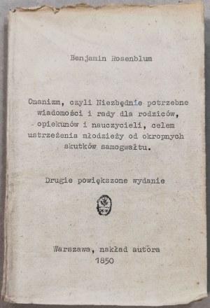 Rosenblum B. -