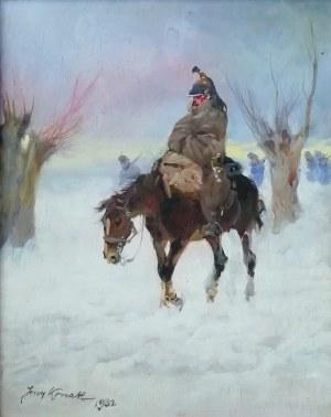 Jerzy KOSSAK (1886-1955), Kirasjer