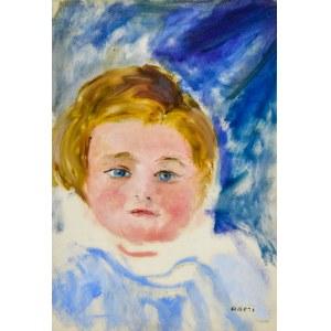 Irena WEISS – ANERI (1888-1981), Hanusia