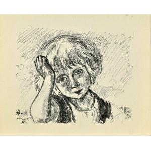 Wlastimil HOFMAN (1881-1970), Dziecko