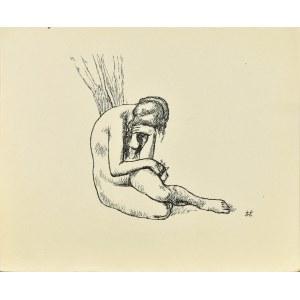 Wlastimil HOFMAN (1881-1970), Melancholja