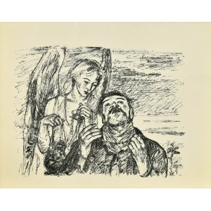 """Wlastimil HOFMAN (1881-1970), """"Przyjdź Królestwo Twoje"""""""