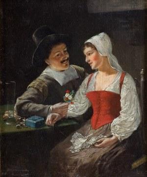 Wischniowsky Josef, ZALOTY