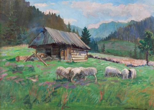 Haneman Maks, HALA KONDRATOWA
