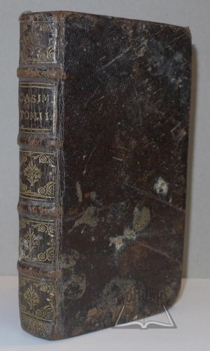 (ROUSSEAU De La Valette Michel), Casimir Roy De Pologne.
