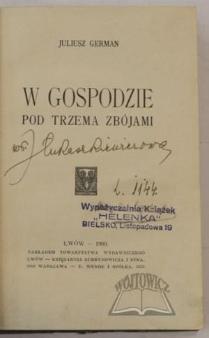 GERMAN Juliusz, W gospodzie pod trzema zbójami.