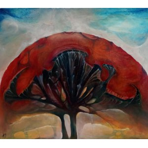 Adam Meler, Czerwone Drzewo, 2020