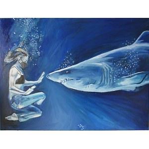 Ilona Foryś, Blue Ocean, 2020