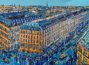 Joanna Mieszko, Paryż, 2019