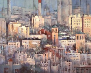 Barbara Czerwińska, Miasto XXIII, 2021