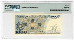 1.000 złotych 1975 - seria AM - PMG 66 EPQ