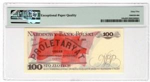 100 złotych 1979 - seria GG - PMG 65 EPQ