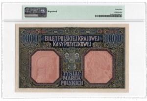 1.000 marek polskich 1916 Generał - PMG 45