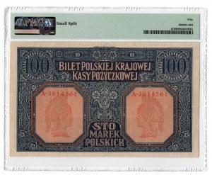 100 Marek 1916 - Generał - PMG 50