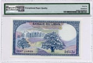 Liban - 100 livres 1988 - PMG 66 EPQ