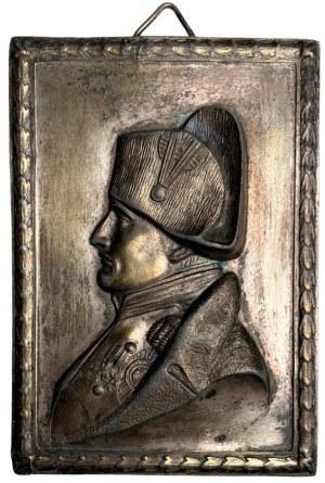 Plakieta Napoleon Bonaparte