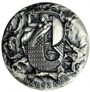 Medal Miejskie Przedsiębiorstwo Wodociągów i Kanalizacji Warszawa 1996