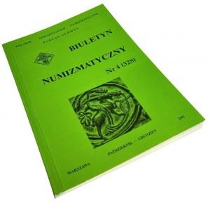 Biuletyn Numizmatyczny numer 4, 2002 rok